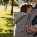 6 Easy Steps to Nursing In a Baby Carrier