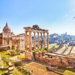 Rome with a Baby- What to see and tips for success