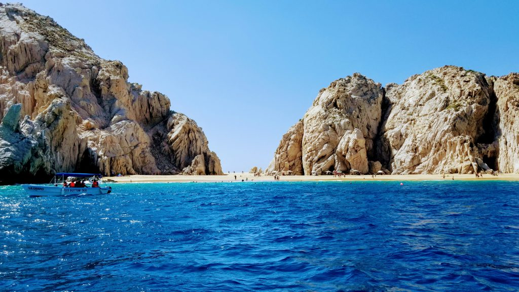 Lover's Beach in Los Cabos