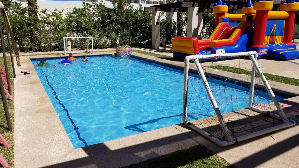 Kiddie pool Hyatt Ziva Los Cabos