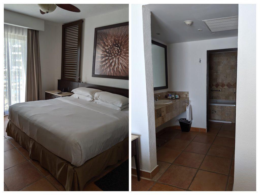 The rooms at Hyatt Ziva Los Cabos