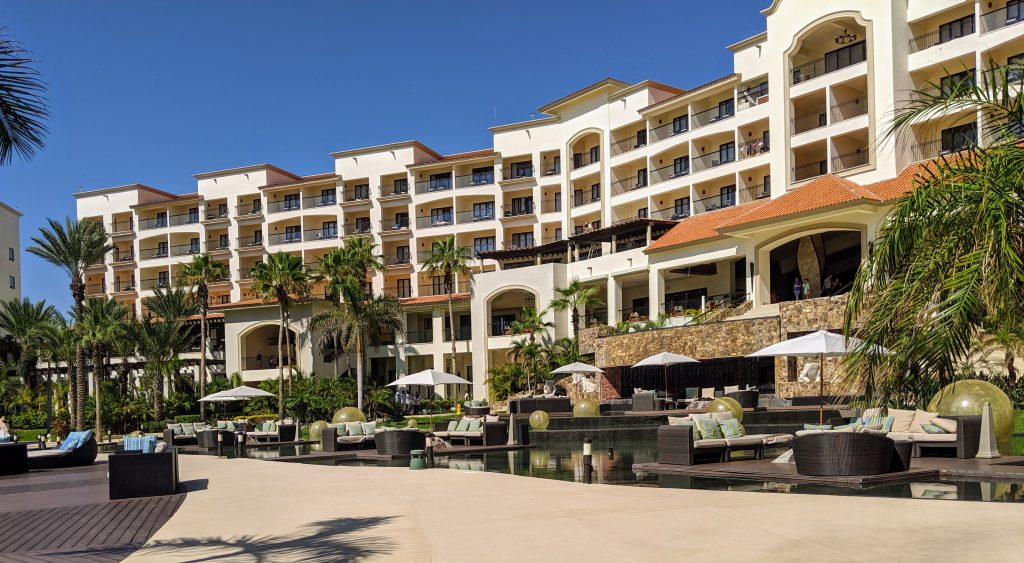 Hyatt Ziva Los Cabos- best Cabo resorts for families