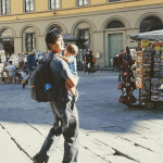 Touring Italy with a Baby- Tips for Traveling Light and Enjoying the Sights