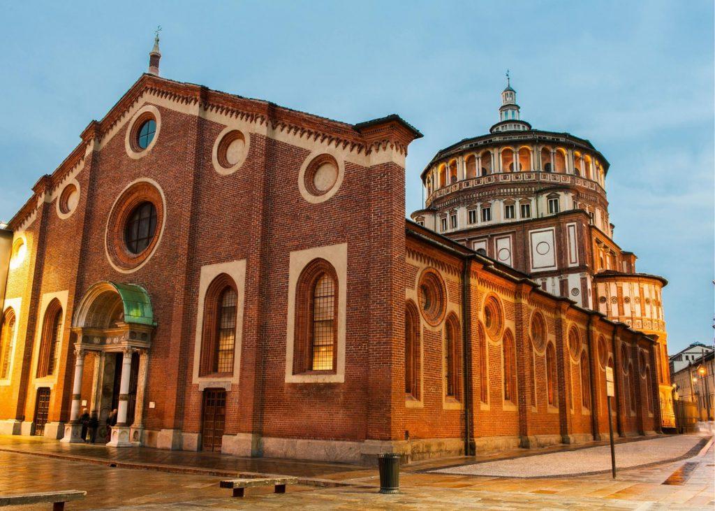 Santa Maria delle Grazie in Milan