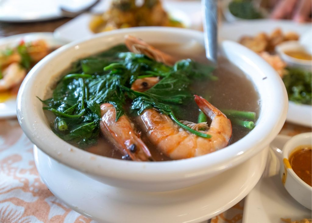 Sinigang, last on the list of top 10 filipino foods