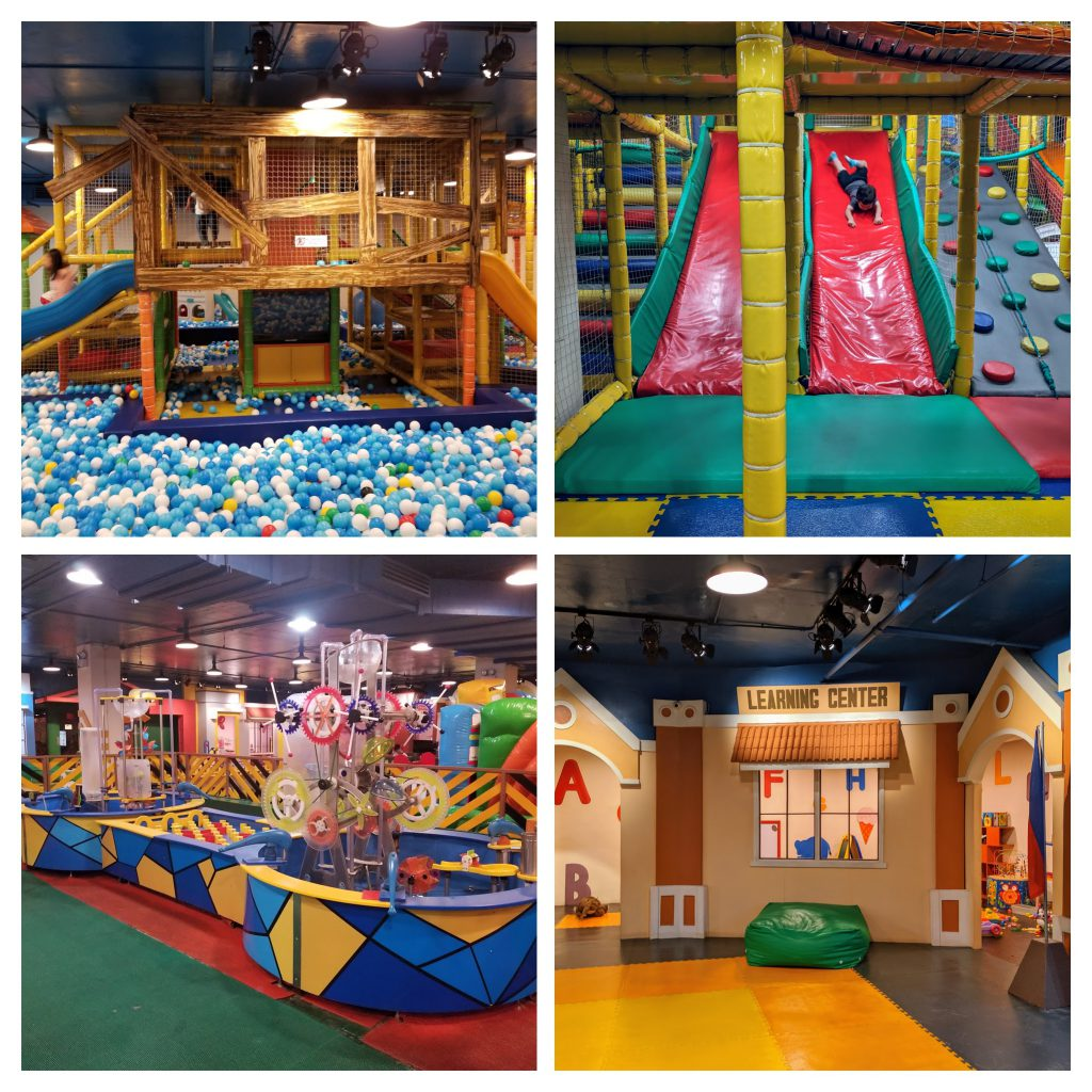 Fun City in one of the best kid-friendly places to visit in Manila