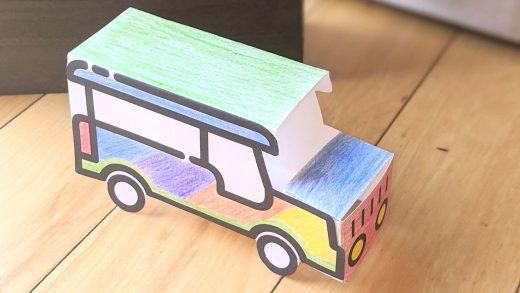 Jeepney craft