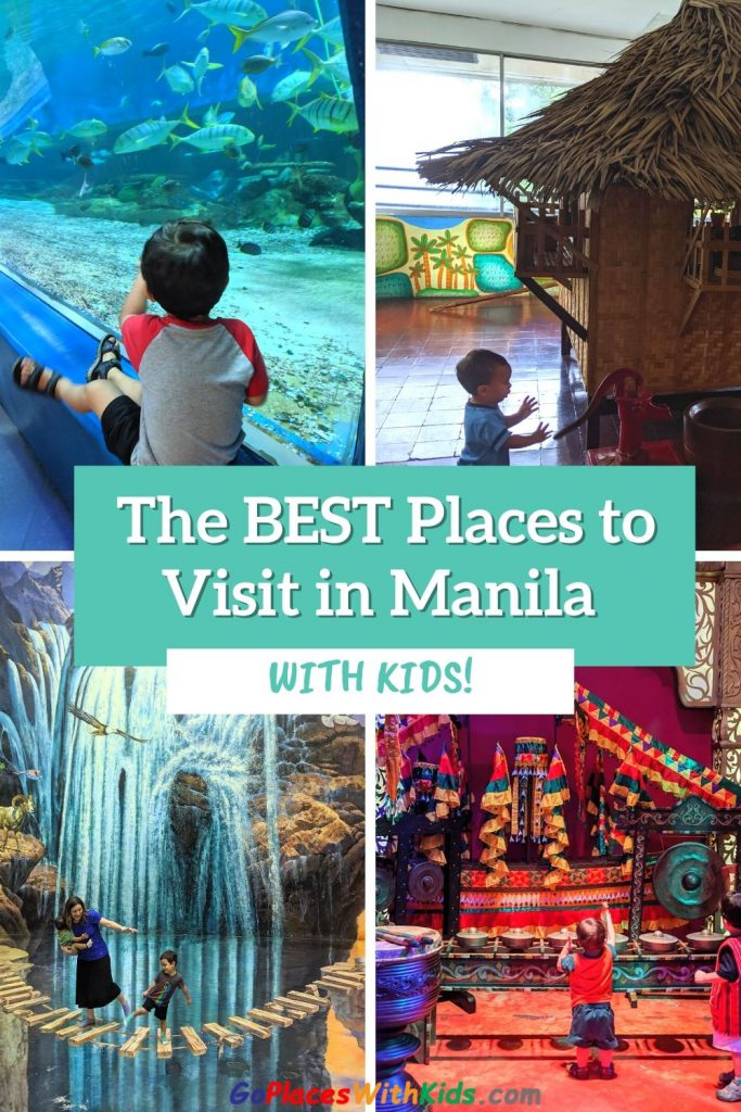 The best kid-friendly places in Manila