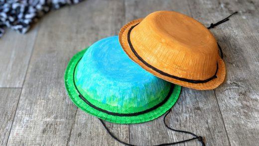 Safari hat craft