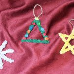 Easy Popsicle Stick Christmas Ornaments for Kids