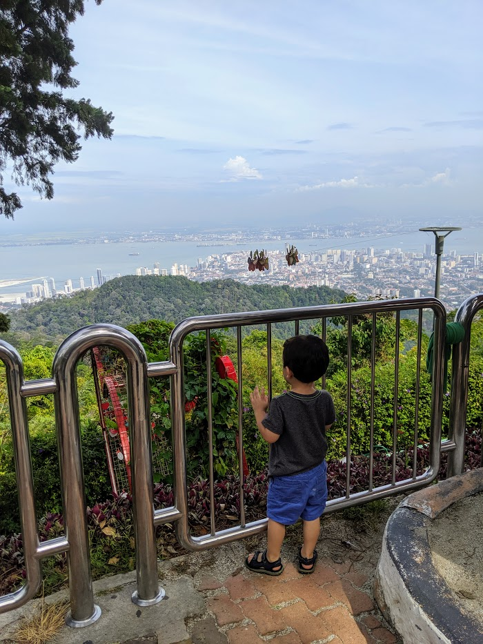 Penang Hill is a fun place to visit in Penang for kids