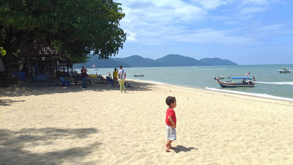 Places to visit in Penang with kids