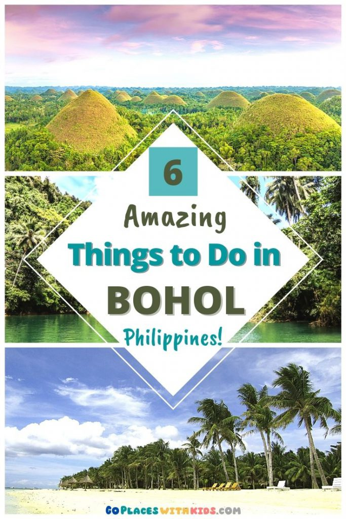 Thing to do in Bohol