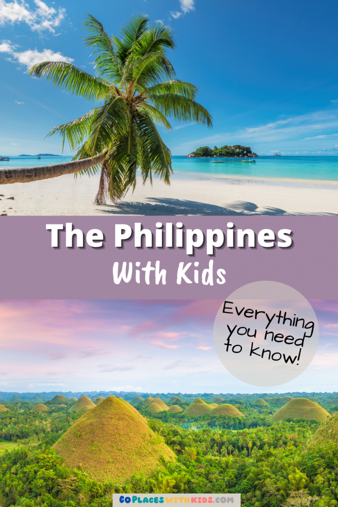 The Philippines with kids- everything you need to know