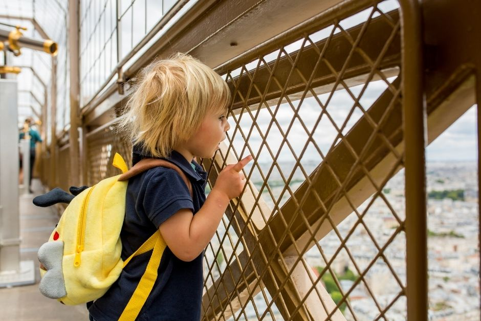 The best toddler travel backpack