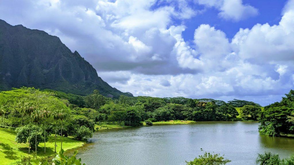 Easy hikes on Oahu