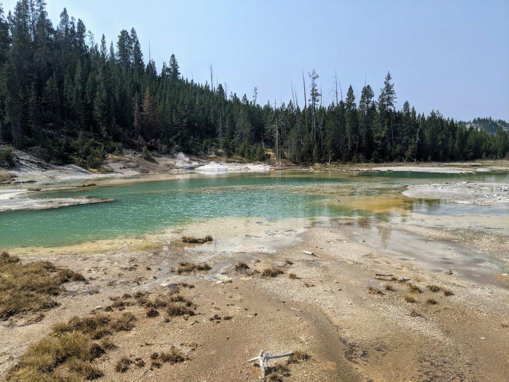 Back Basin- 3 day Yellowstone itinerary