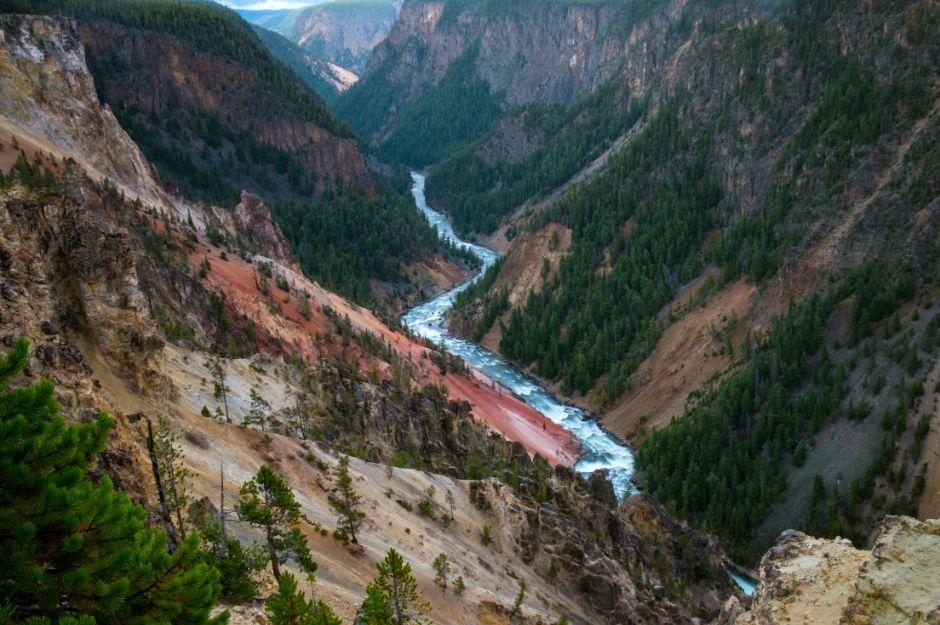 Grand Canyon of Yellowstone- 3 day Yellowstone itinerary