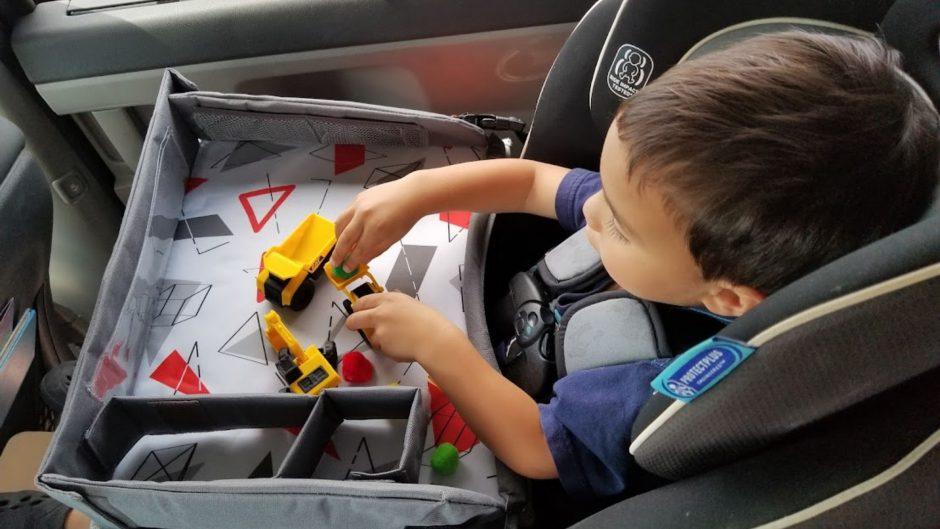 Toddler road trip activities